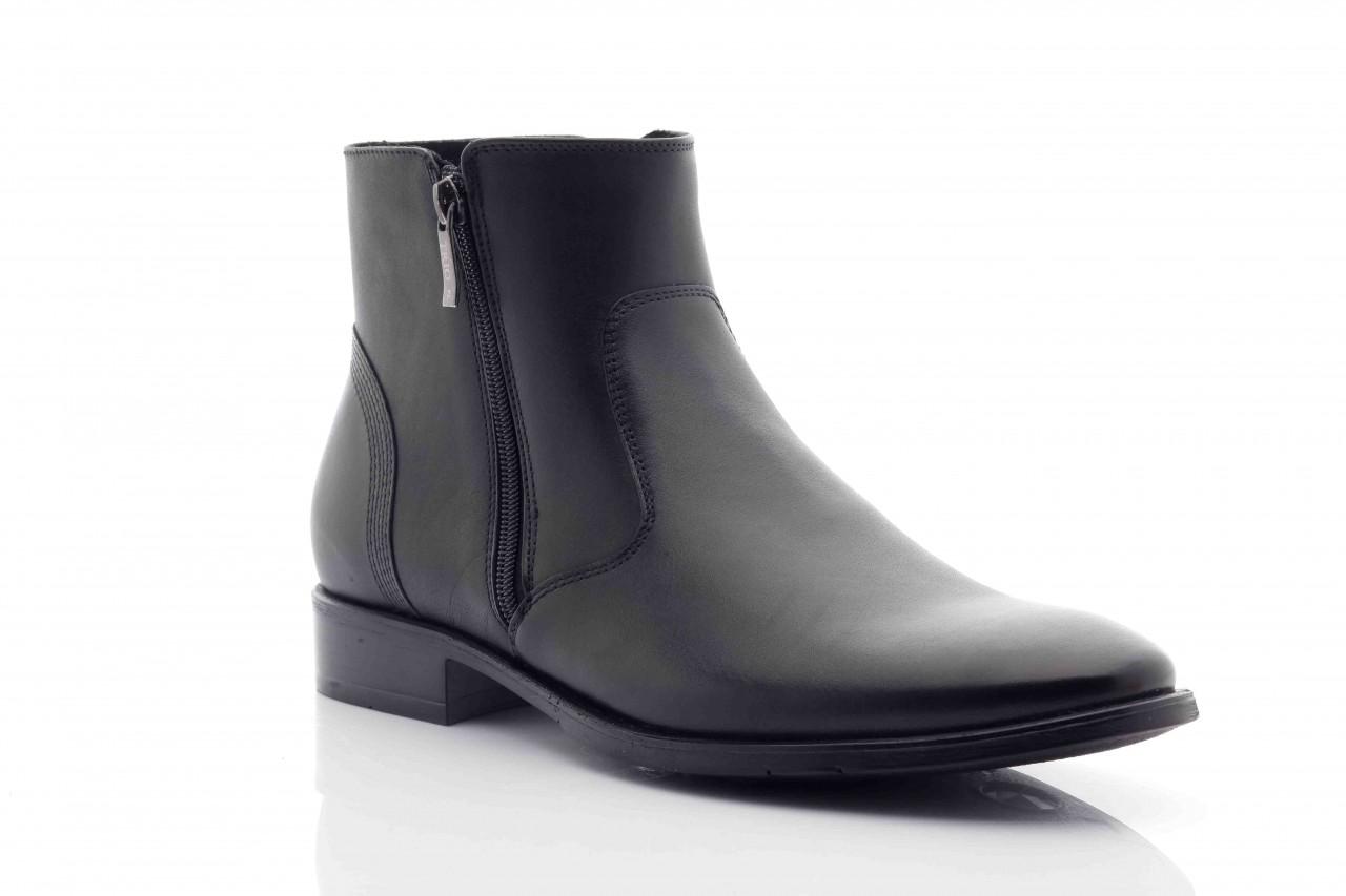 Trzewiki tresor-tr 3042 czarny, skóra naturalna  - wizytowe - trzewiki - buty męskie - mężczyzna 9