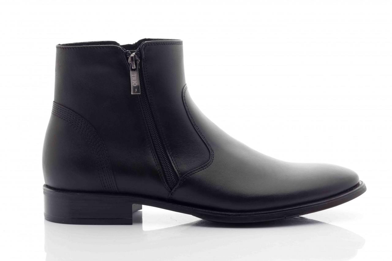 Trzewiki tresor-tr 3042 czarny, skóra naturalna  - wizytowe - trzewiki - buty męskie - mężczyzna 7