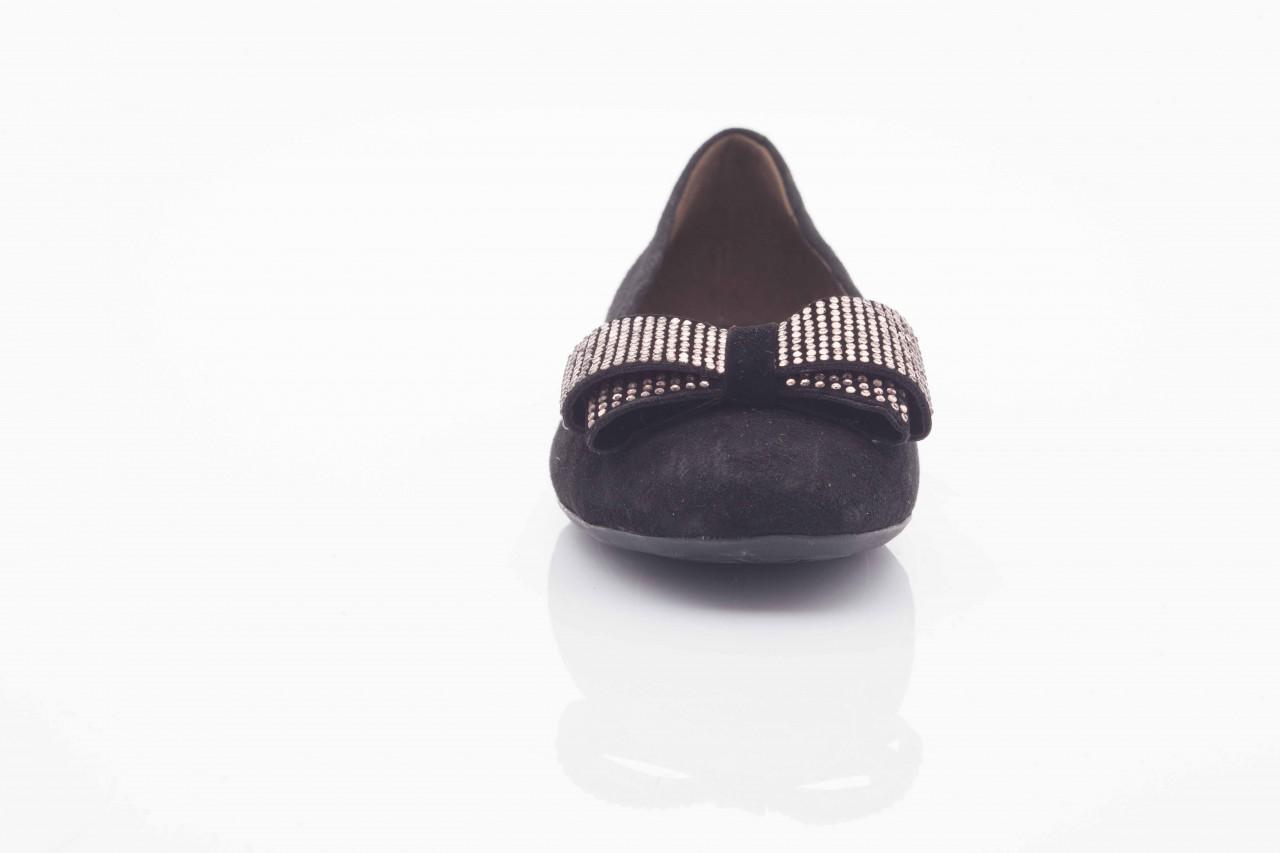 Baleriny bayla 1005-149 black, czarny, skóra naturalna - bayla - nasze marki 9