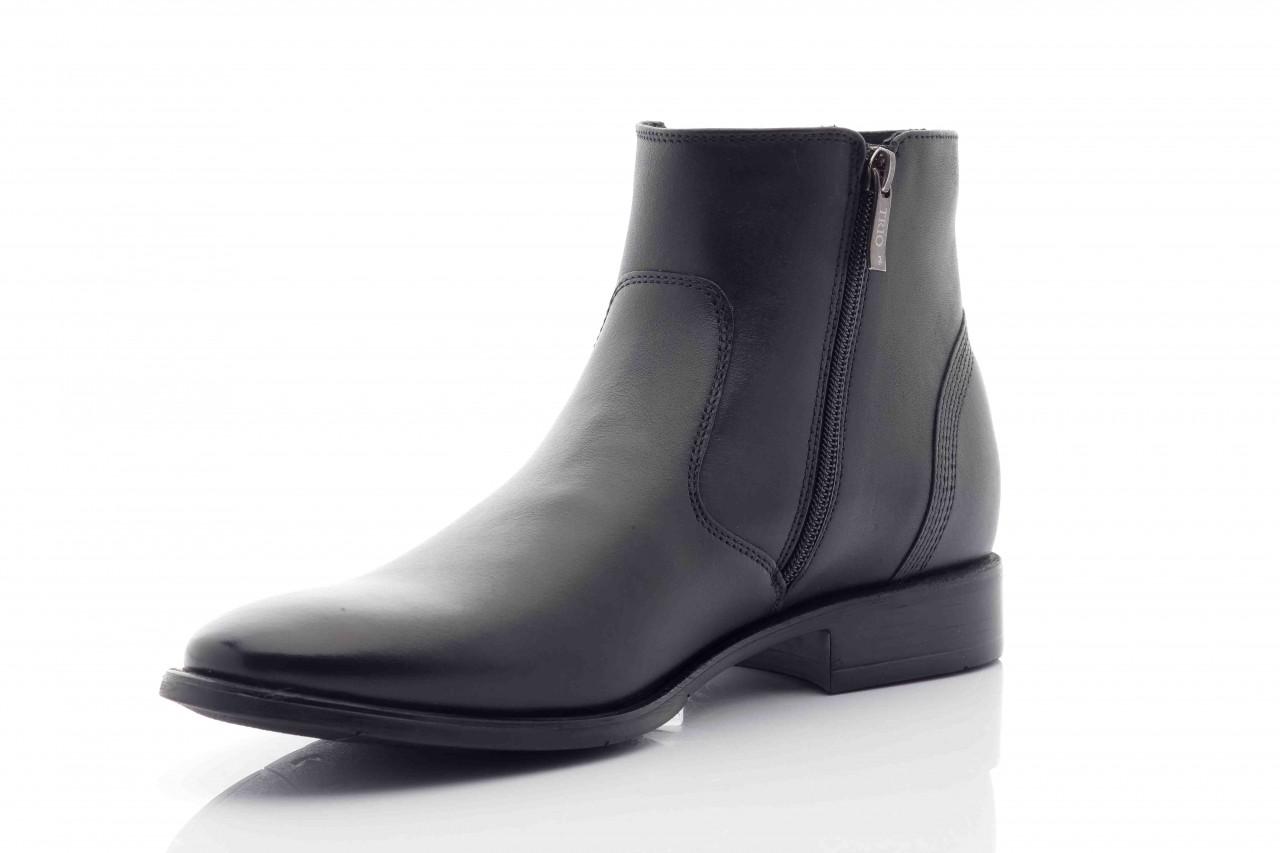 Trzewiki tresor-tr 3042 czarny, skóra naturalna  - wizytowe - trzewiki - buty męskie - mężczyzna 10