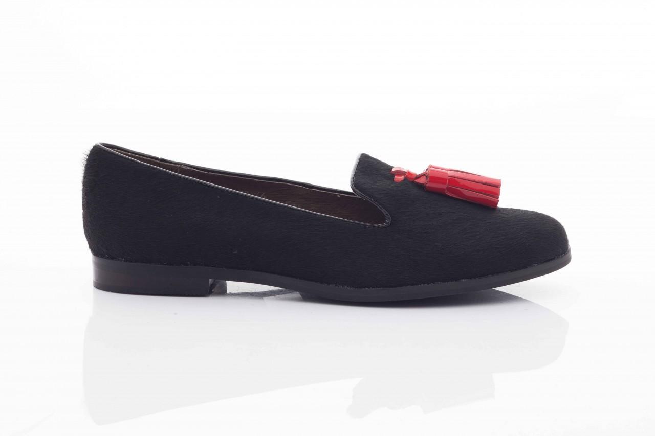 Lordsy bayla 1133-46 black red, czarny/ czerwony, futro naturalne  - bayla - nasze marki 6