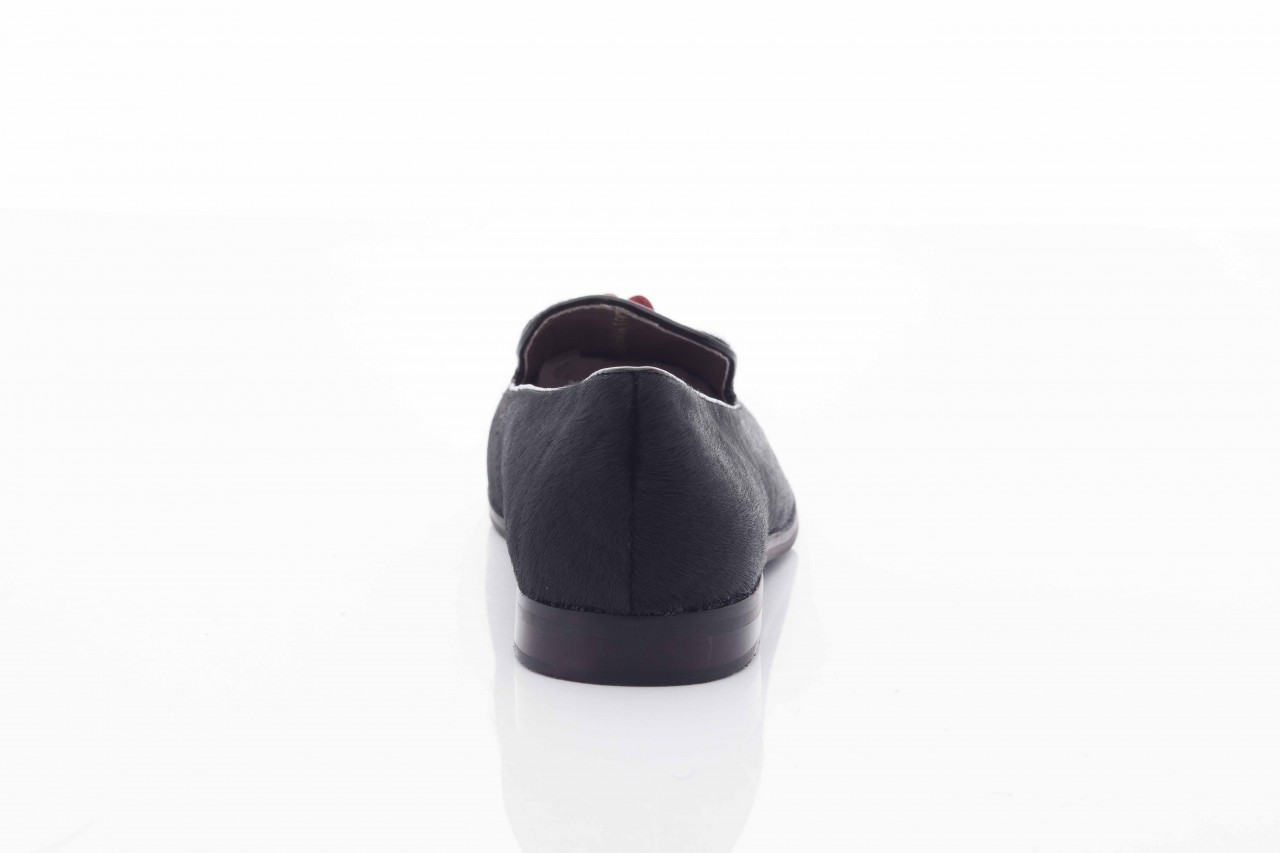 Lordsy bayla 1133-46 black red, czarny/ czerwony, futro naturalne  - bayla - nasze marki 9