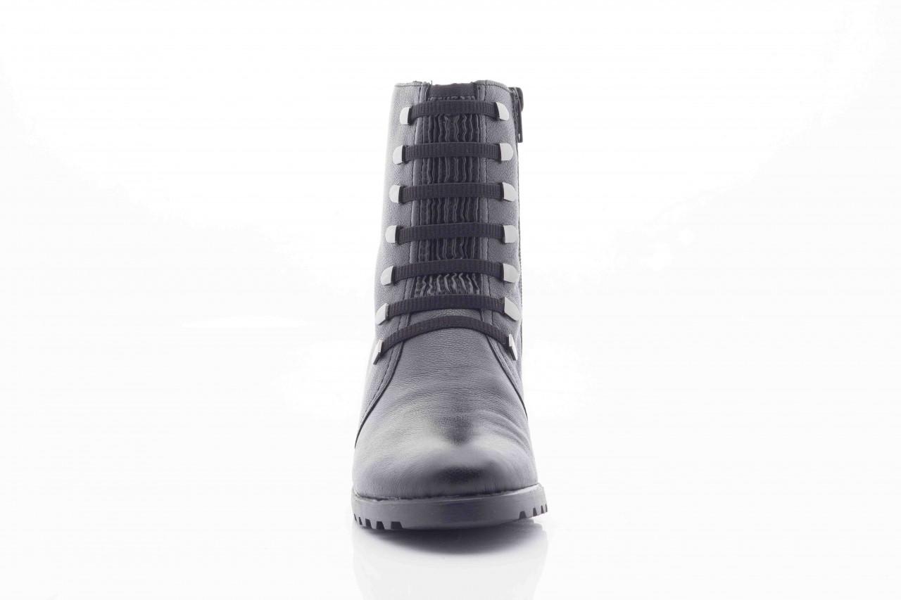 Rieker y8094-00 black - nasze marki 7