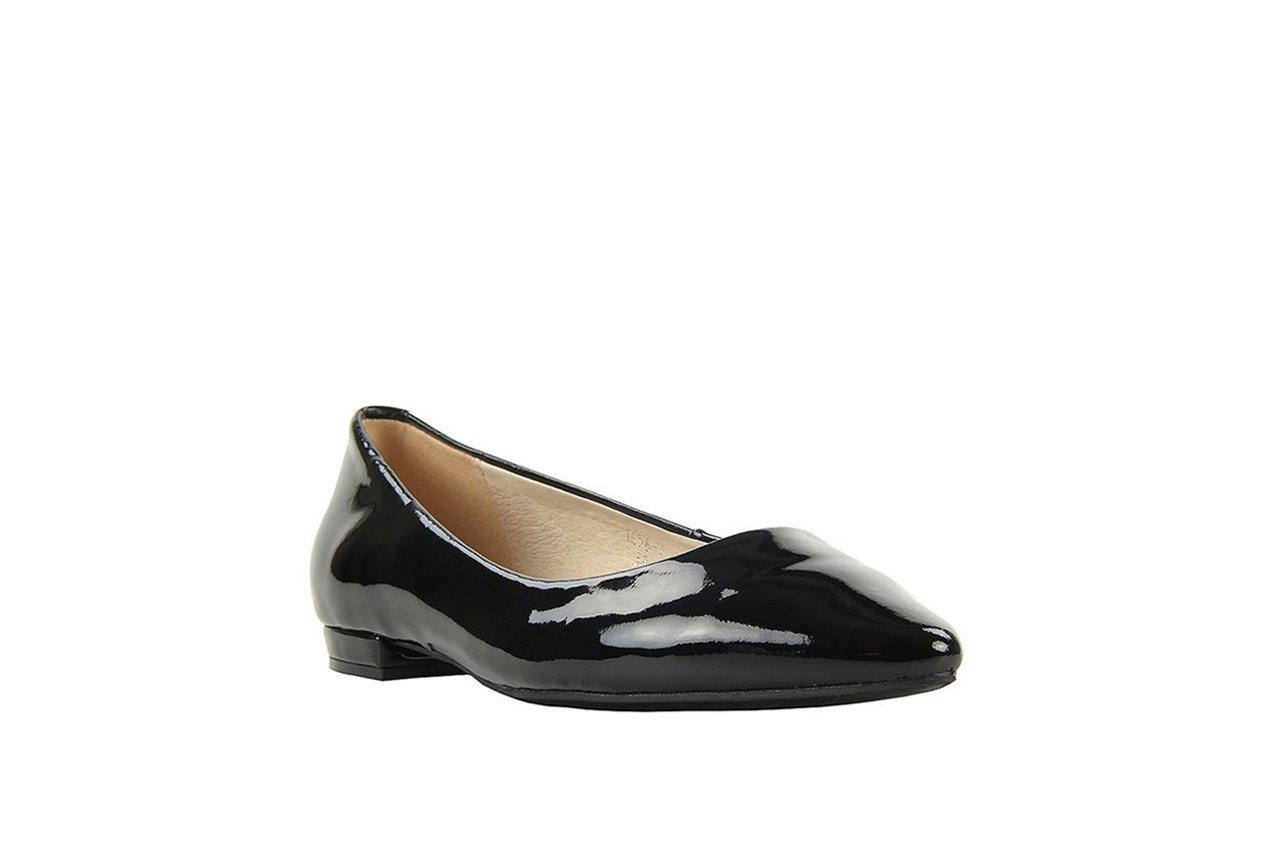 Bayla 1656-7 black patent leather - bayla - nasze marki 5