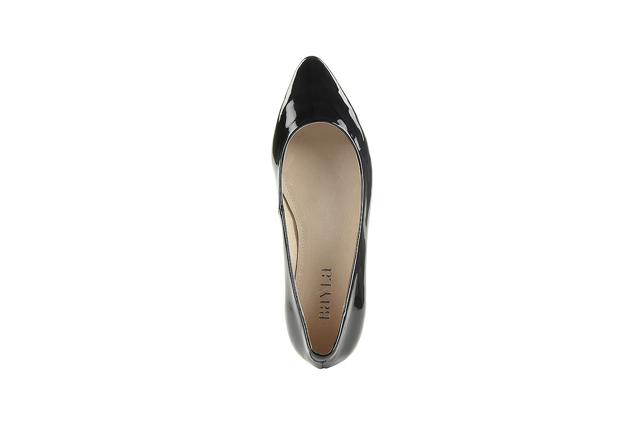 Bayla 1656-7 black patent leather - bayla - nasze marki 7