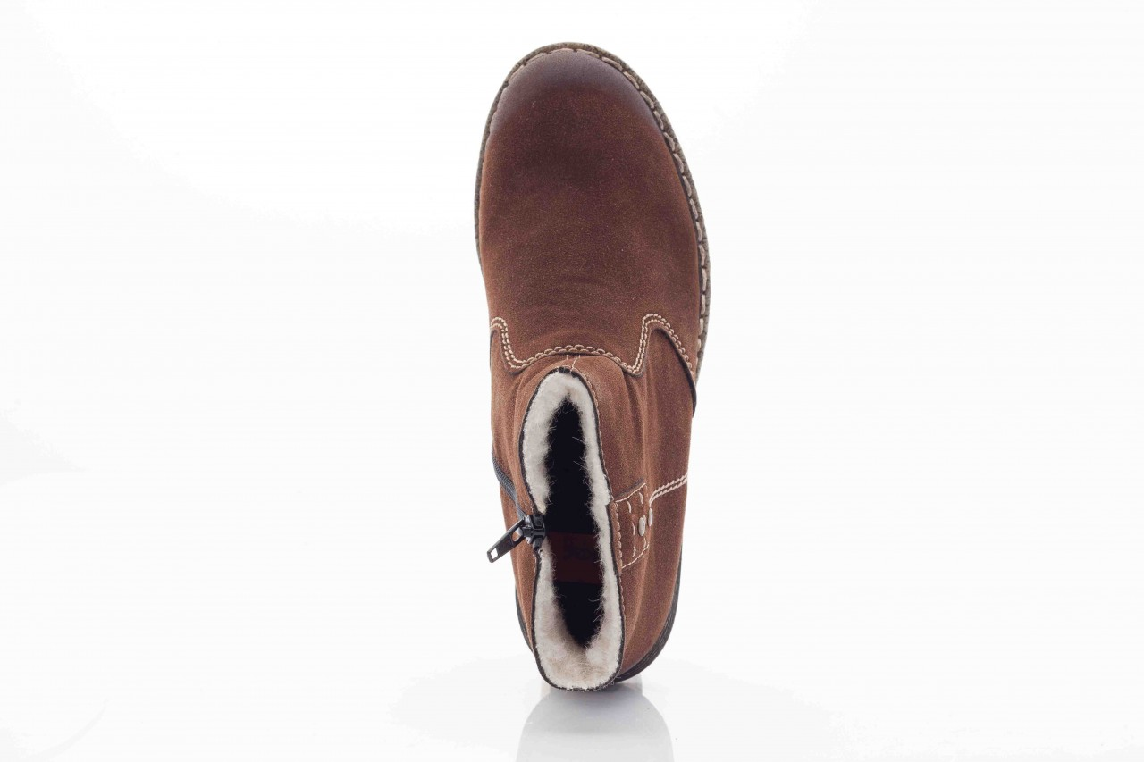 Rieker 74681-25 brown 10