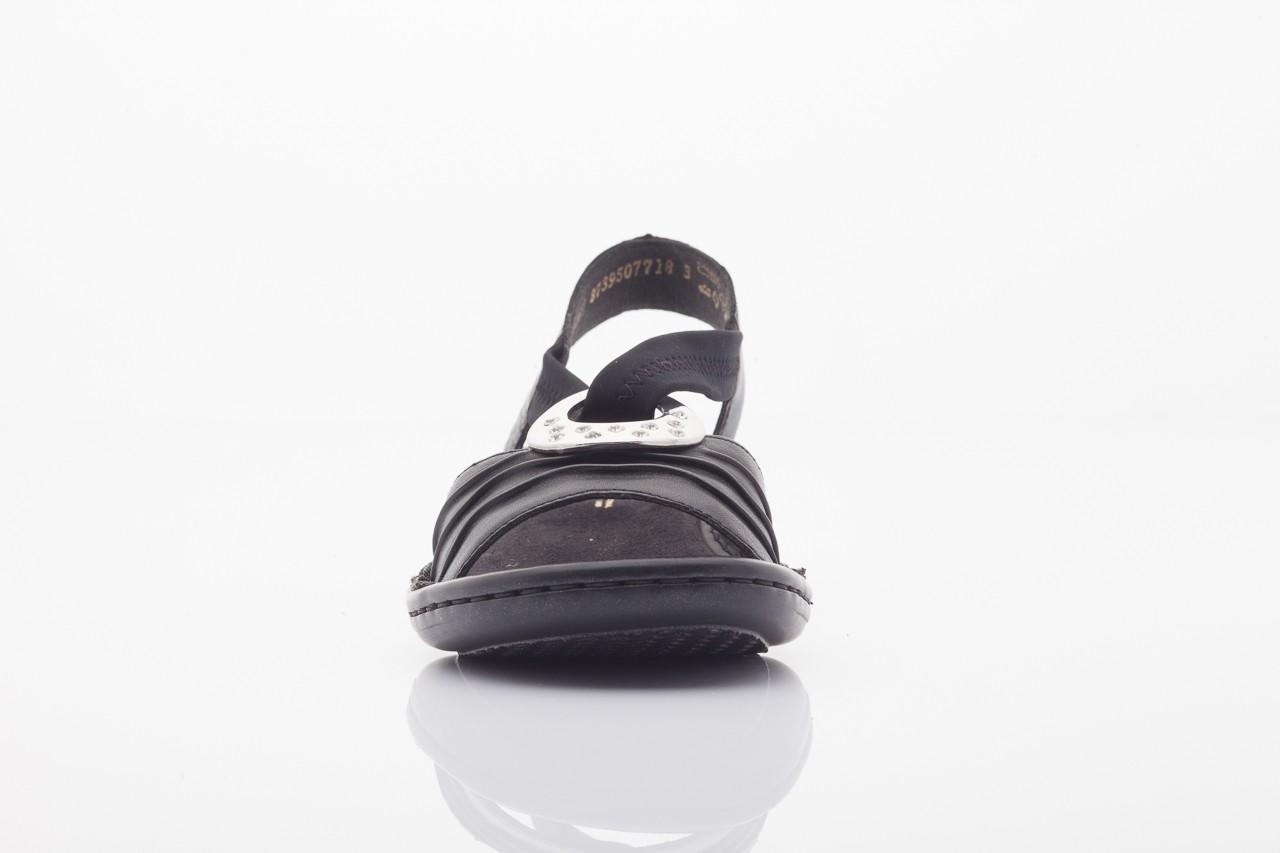 Rieker 60823-01 black 6