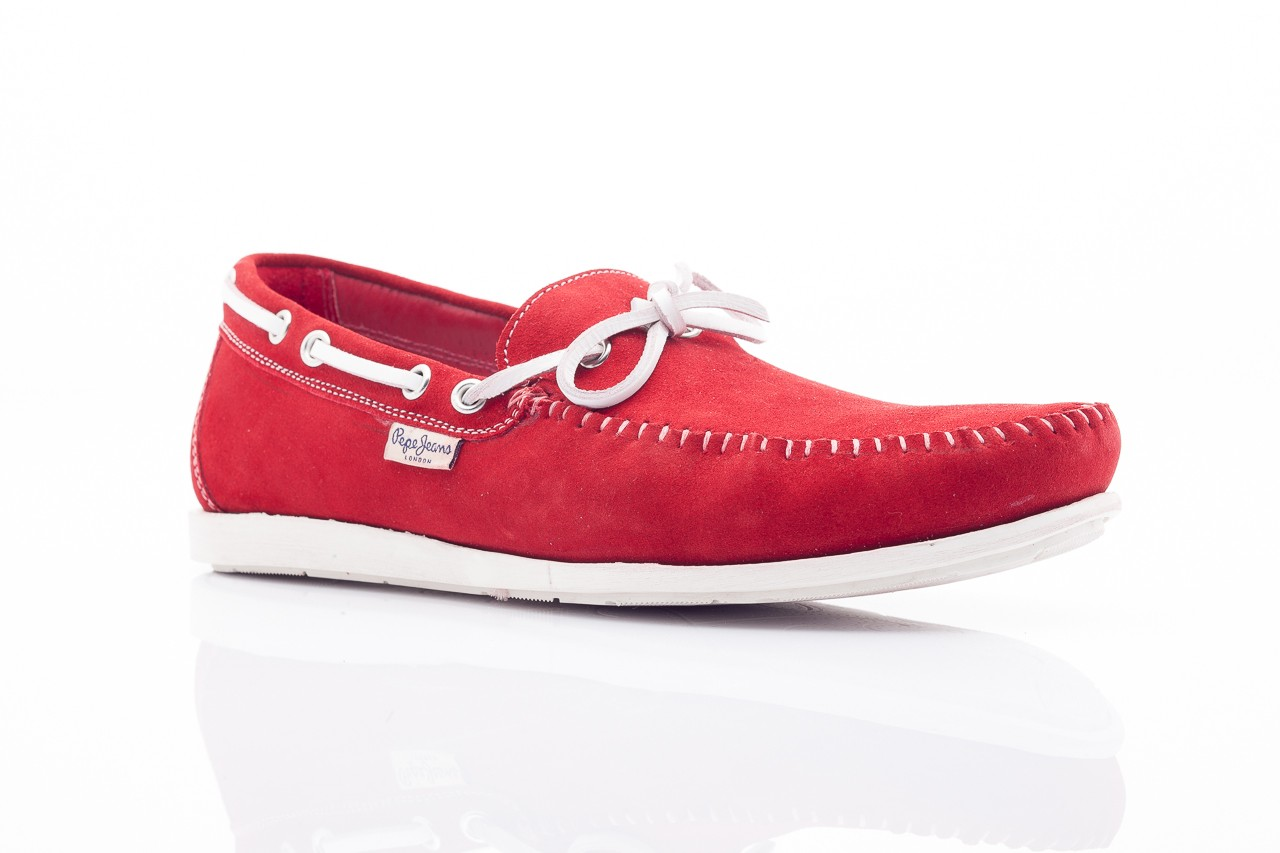 Pepe jeans pfs10785 255 red - pepe jeans  - nasze marki 6