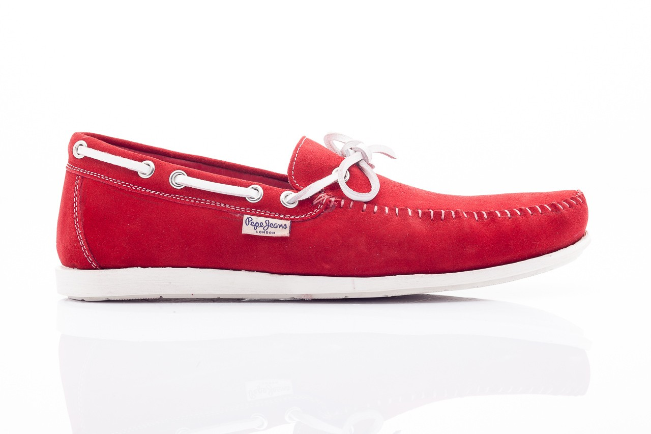 Pepe jeans pfs10785 255 red - pepe jeans  - nasze marki 7