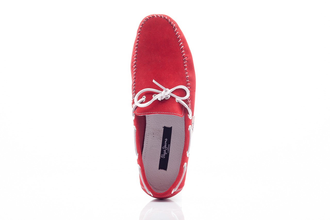 Pepe jeans pfs10785 255 red - pepe jeans  - nasze marki 8