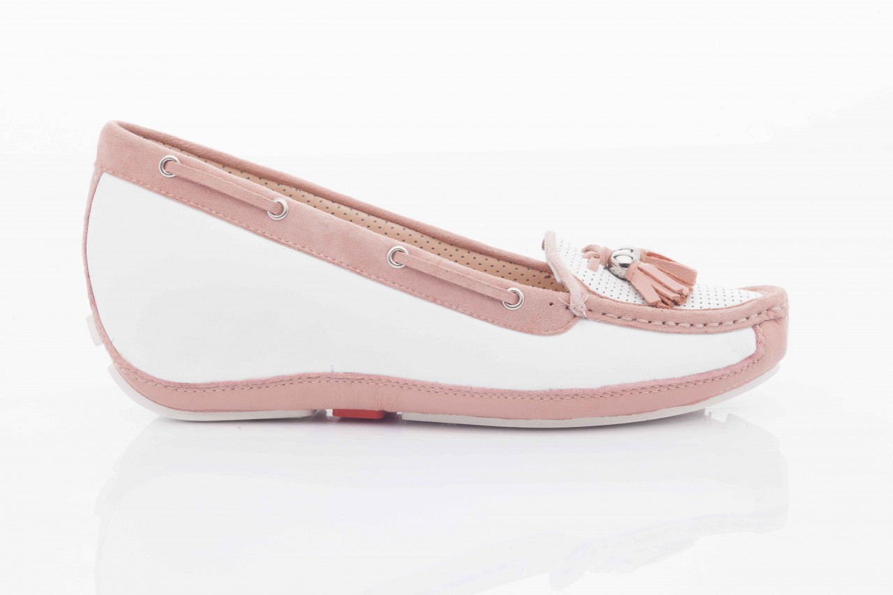 Bayla fl158-1 white nappa pink - bayla - nasze marki 6