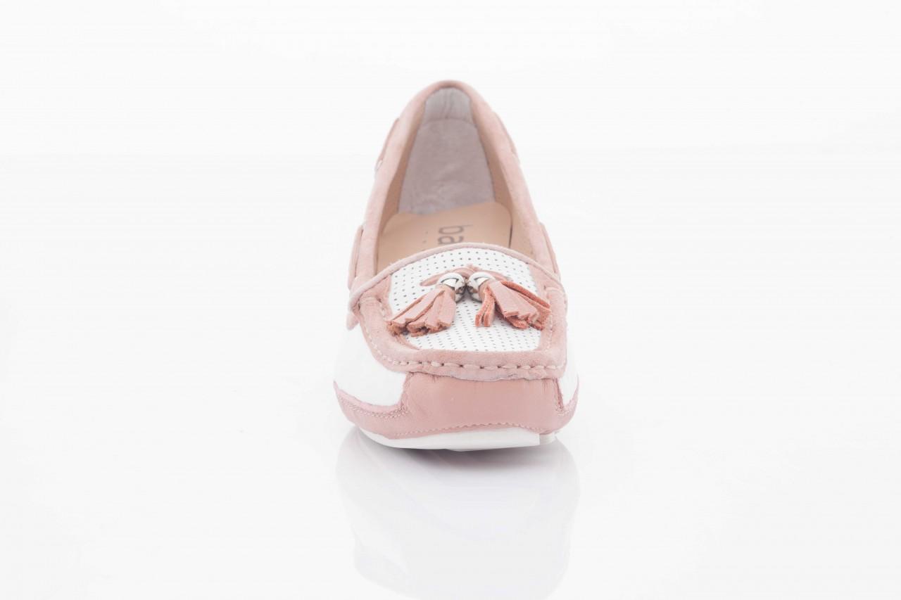 Bayla fl158-1 white nappa pink - bayla - nasze marki 7