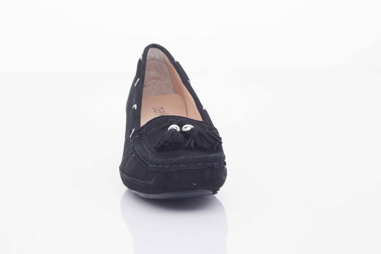 Bayla fl158-1 black nubuck - bayla - nasze marki 6