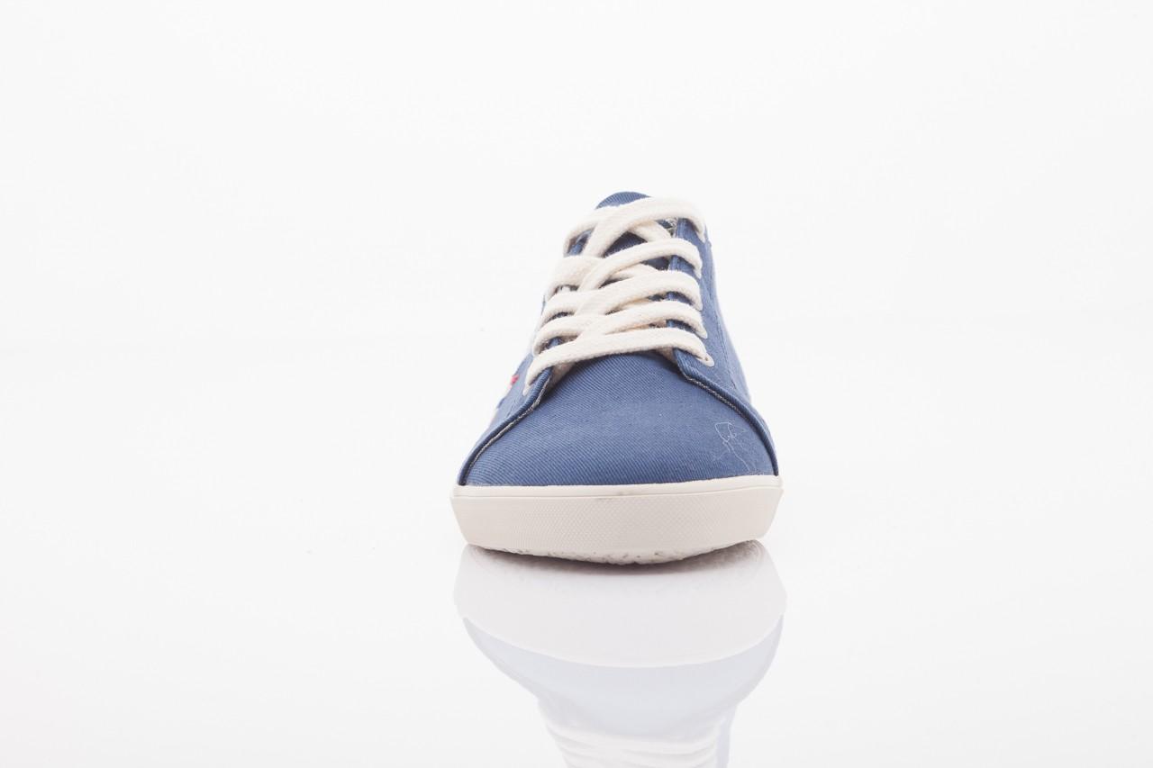 Trampki napapijri 0673030 dark blue, niebieski, materiał 7