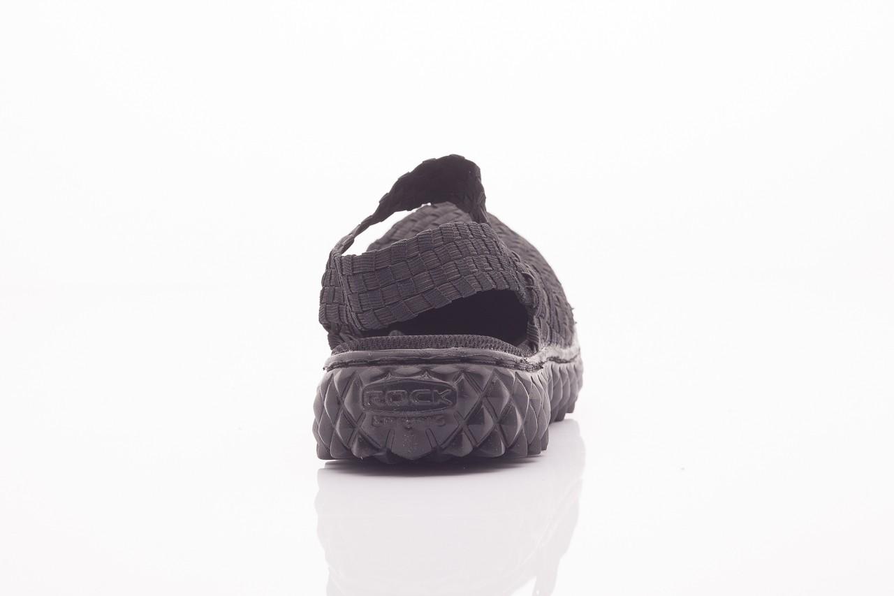 Rock over sandal black - rock - nasze marki 10