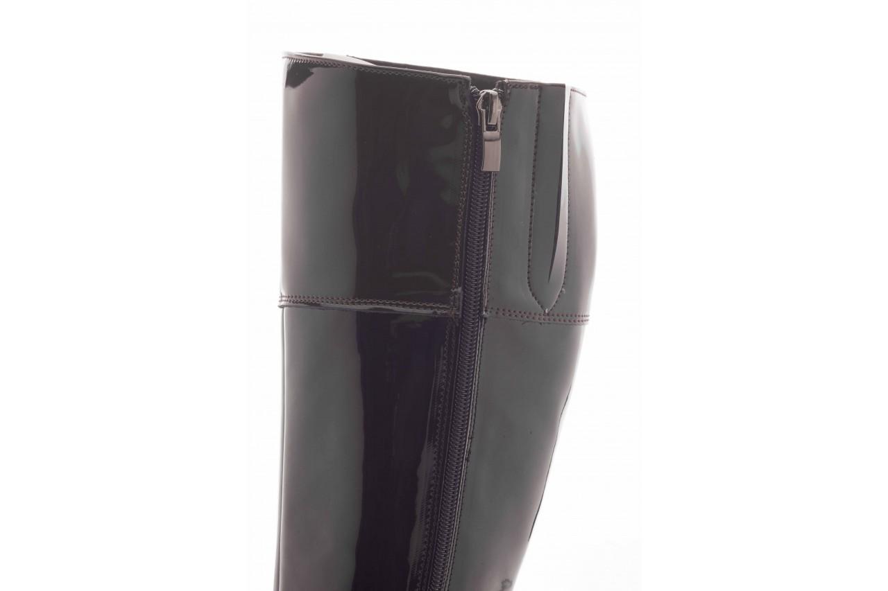 Gremax 6894 czarny-brąz lakier 7