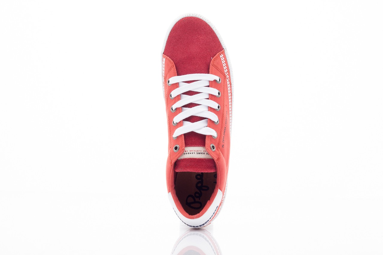 Pepe jeans pfs30691 255 red - pepe jeans  - nasze marki 6