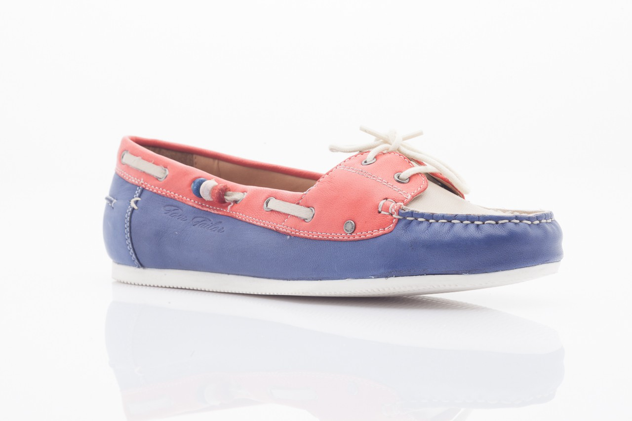 Tom tailor 0613001 red-wht-blue 6