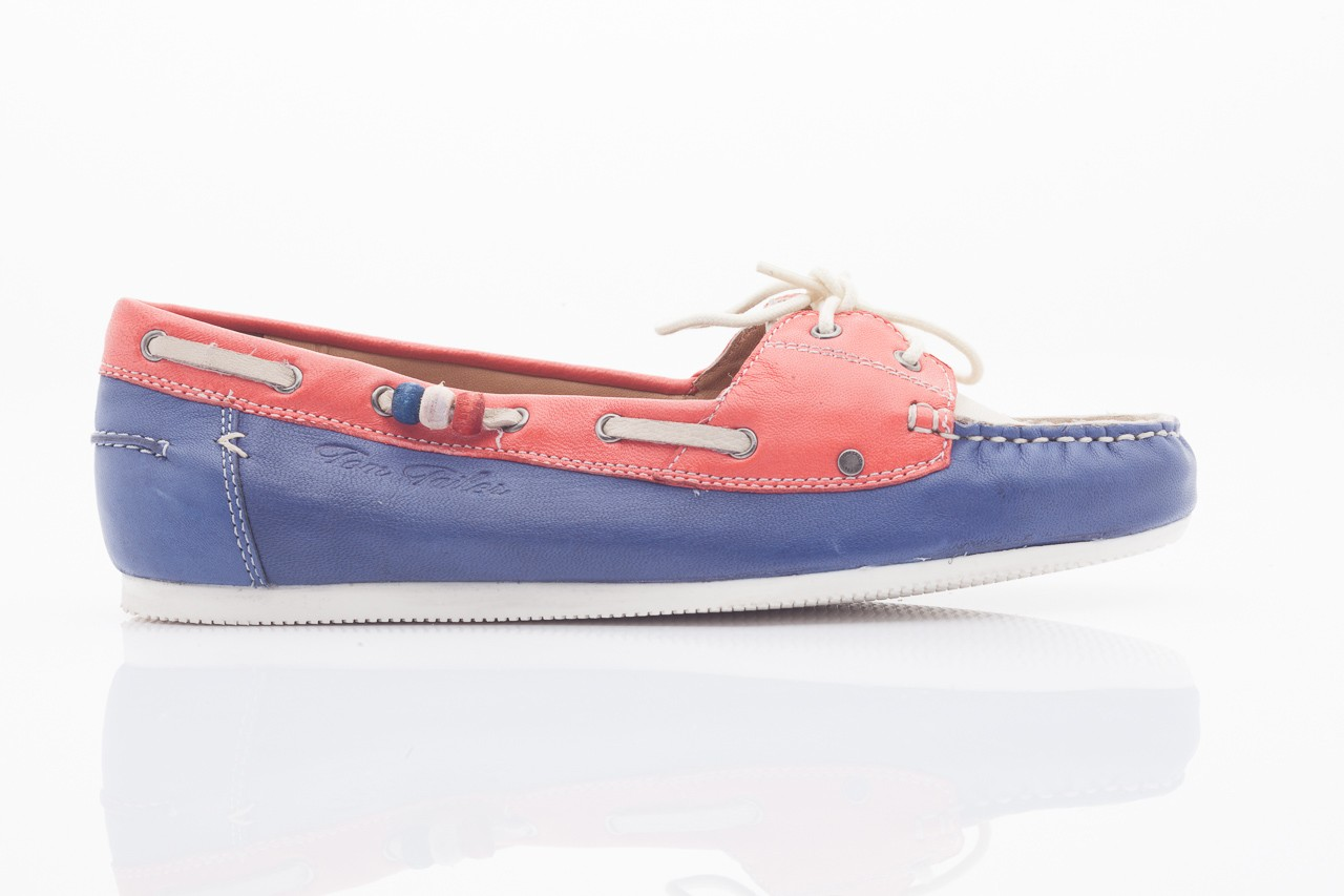 Tom tailor 0613001 red-wht-blue 5