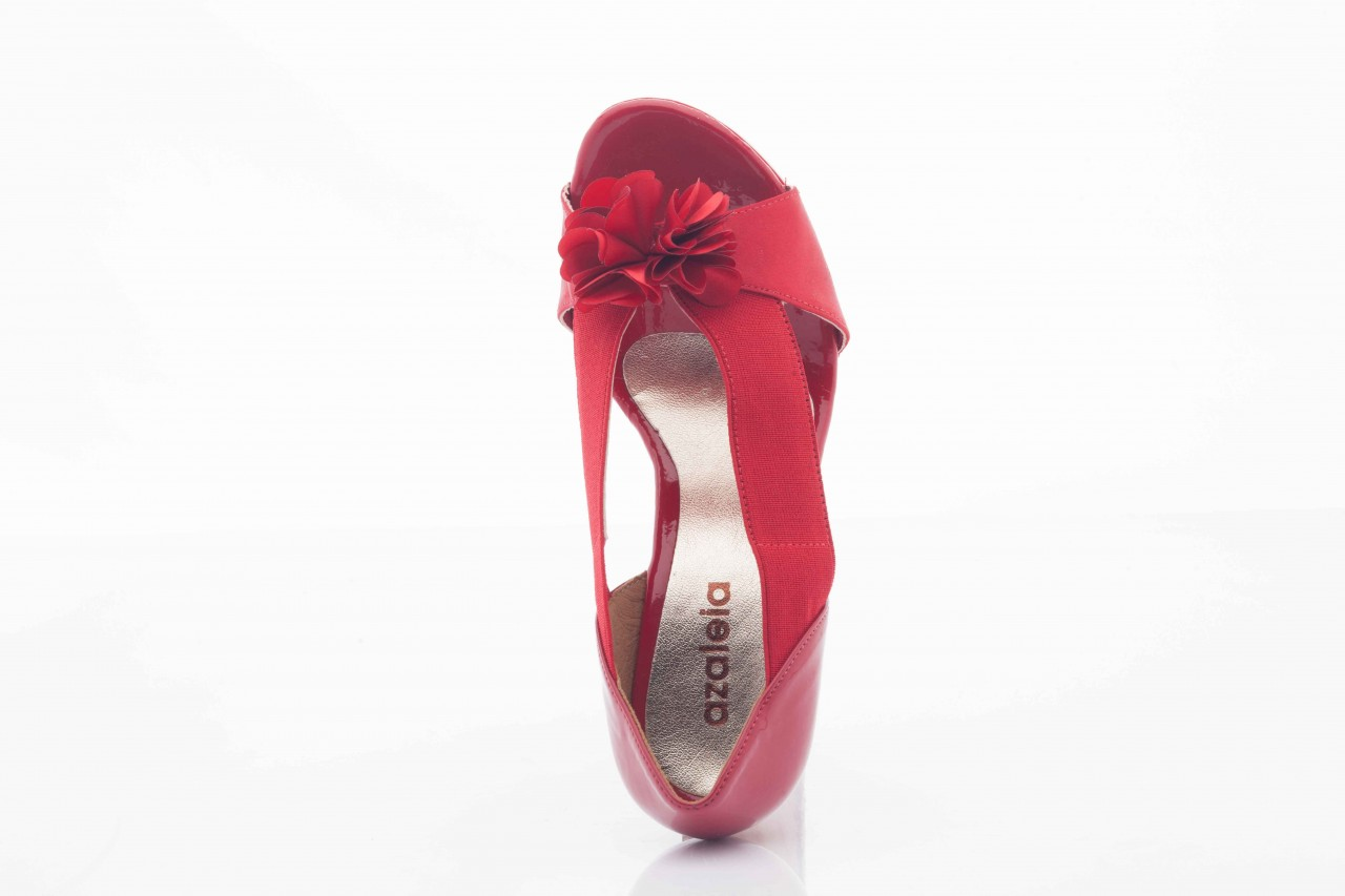 Azaleia 930 932 patent red - azaleia - nasze marki 7