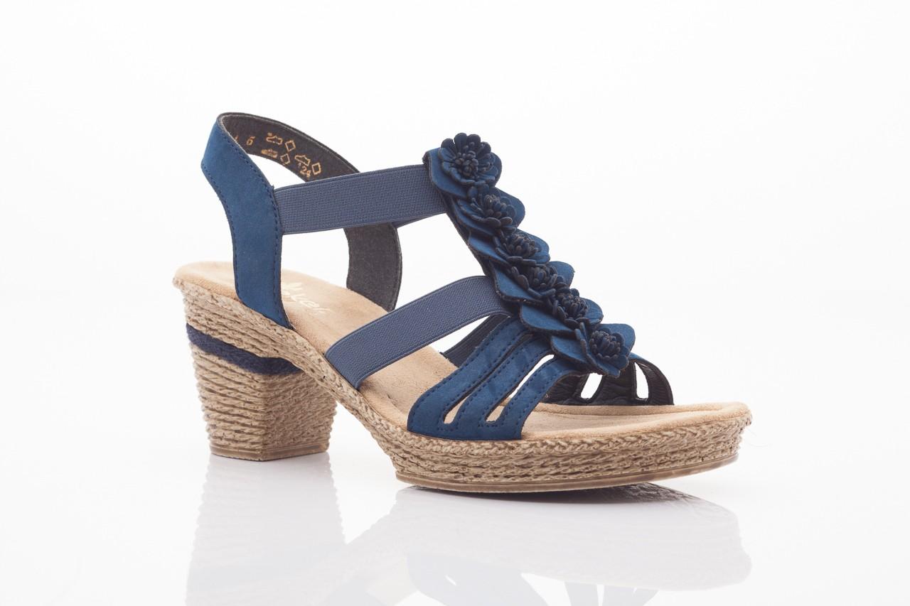 Rieker 69070-14 blue 6