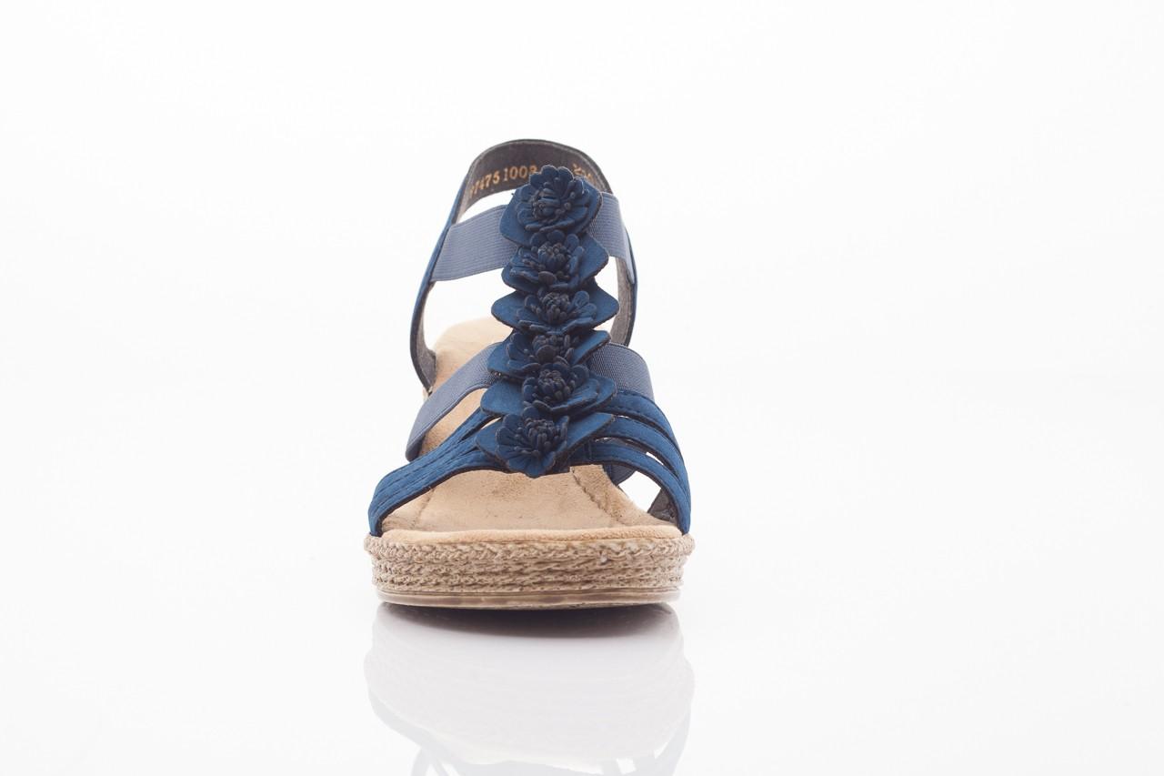 Rieker 69070-14 blue 8