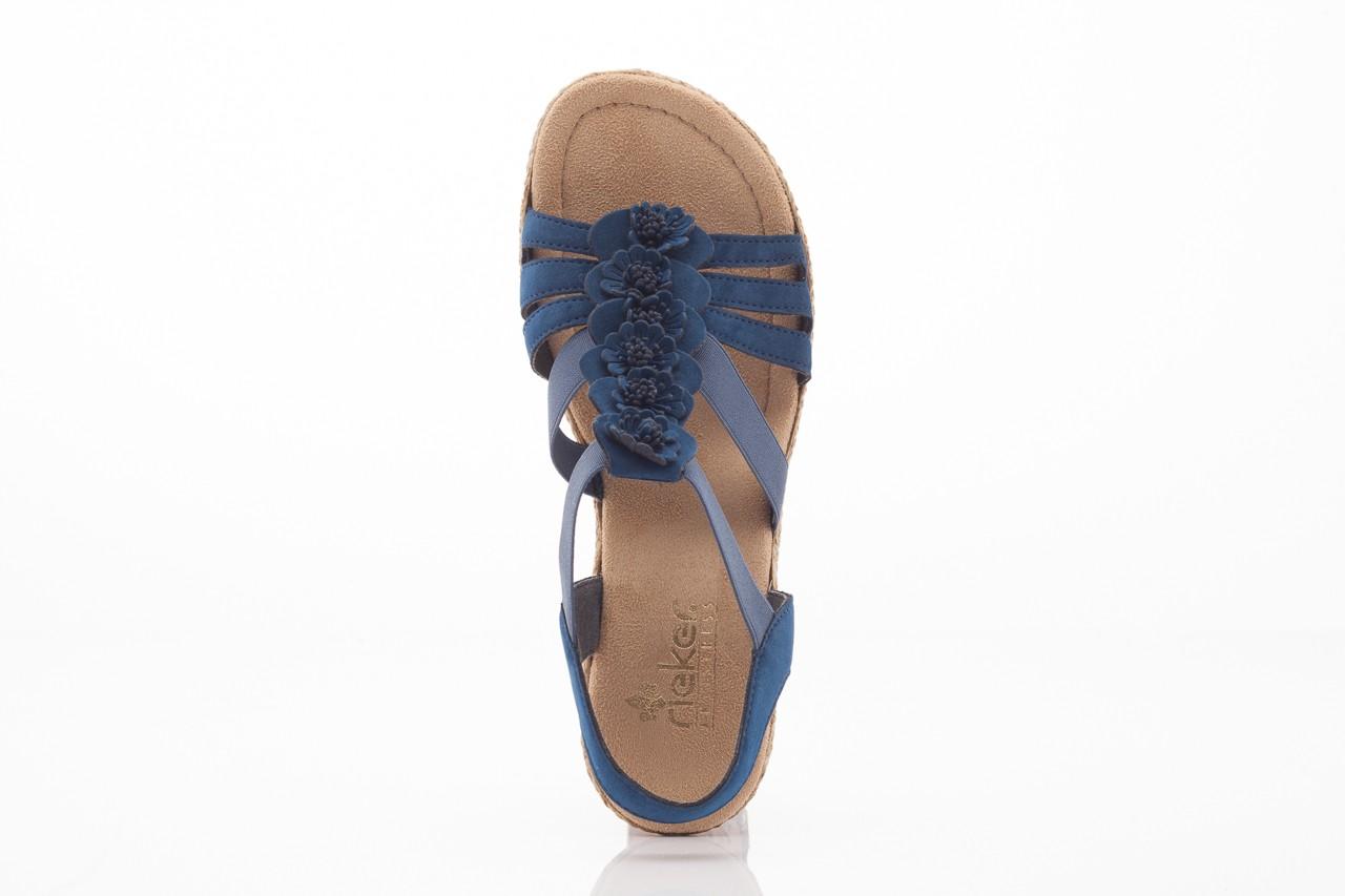 Rieker 69070-14 blue 9