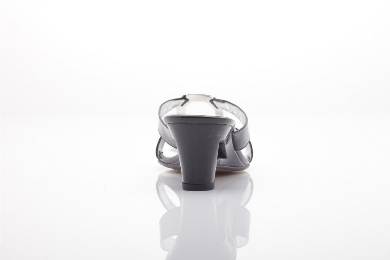 Zodiaco 8275p black pat 9