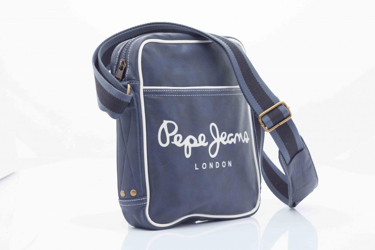Pepe jeans kabien bag blue - pepe jeans  - nasze marki 5