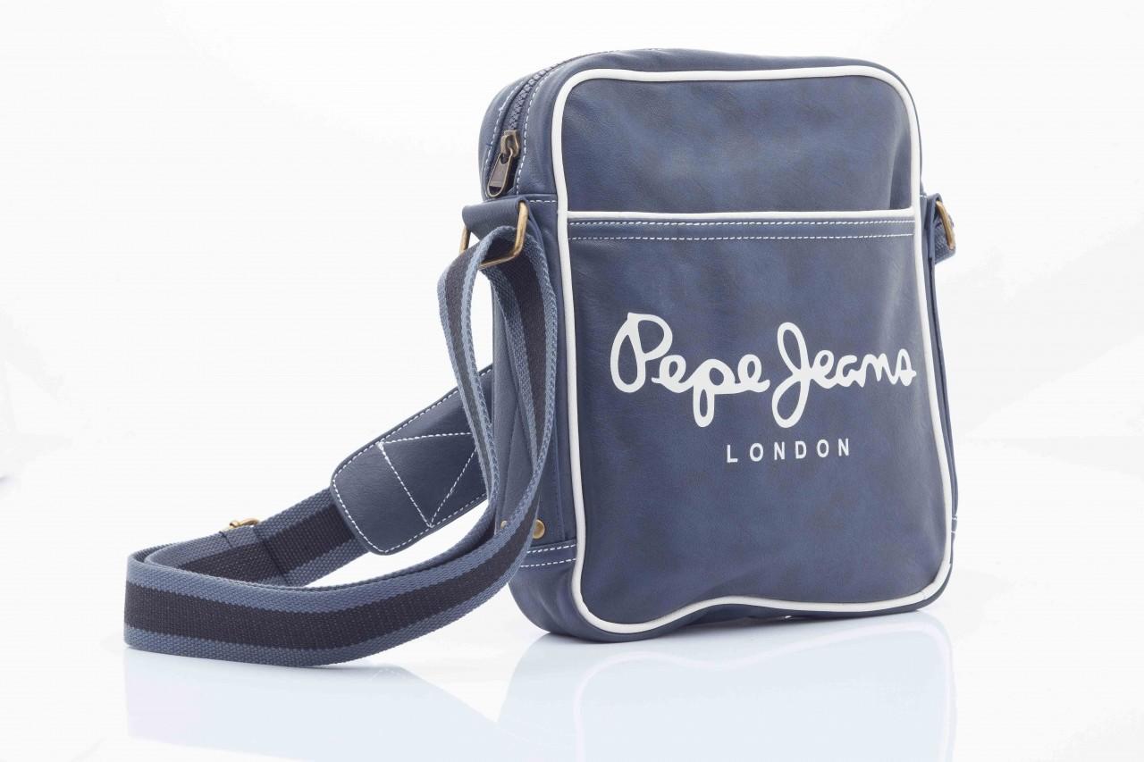 Pepe jeans kabien bag blue - pepe jeans  - nasze marki 7