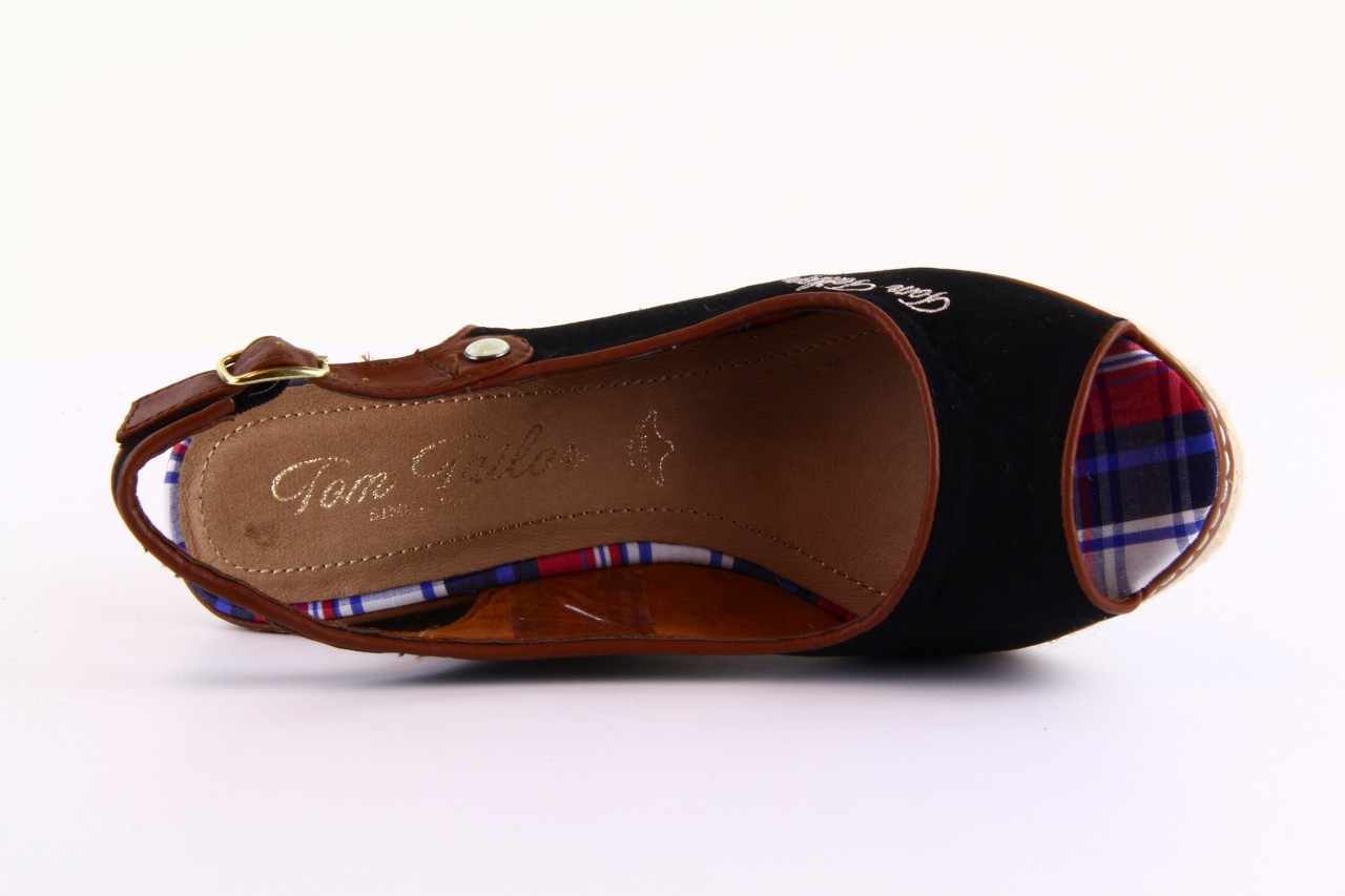 Tom tailor 5490802 black 10