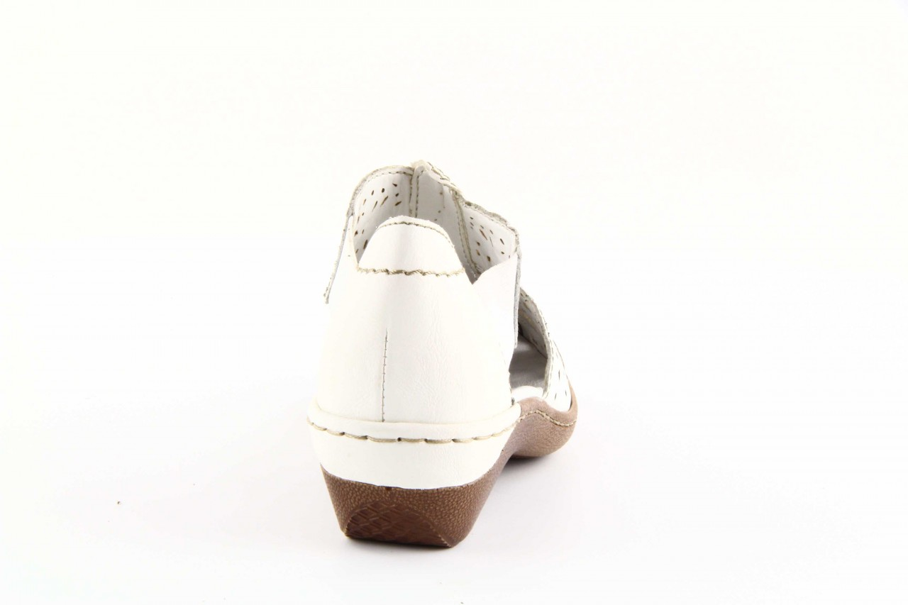 Rieker 48367-80 white 6