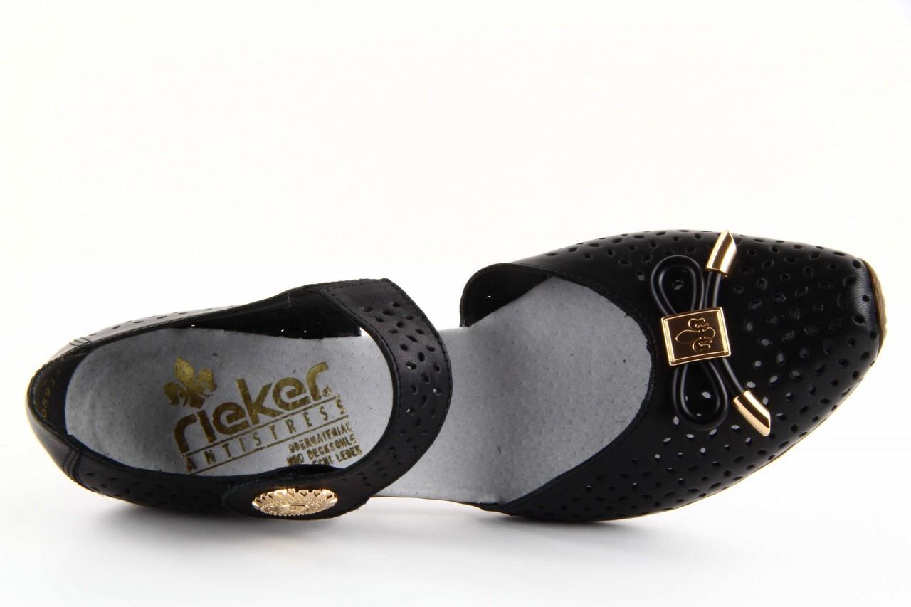 Rieker 49770-00 black 10