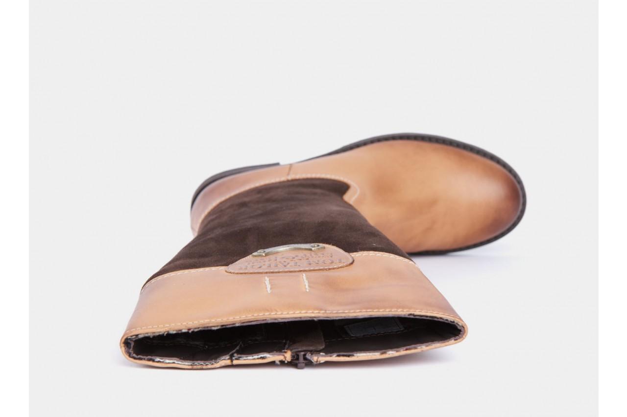 Tom taylor 0518211 cognac-dk. brown 14