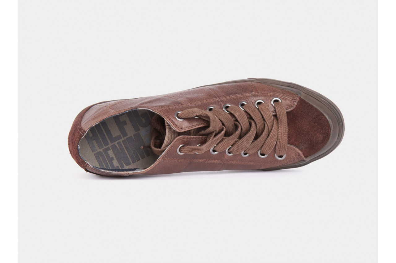 Tommy hilfiger stevenson 6a washed brown 12