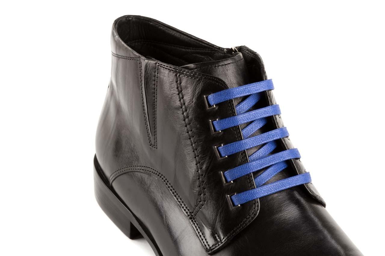 Trzewiki john doubare y1051-12-10 black, czarny, skóra naturalna - wizytowe - trzewiki - buty męskie - mężczyzna 11