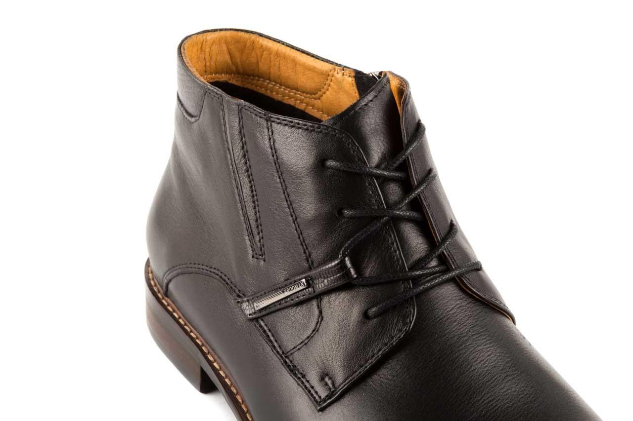 John doubare y2308-21-2 black - brooman - nasze marki 11