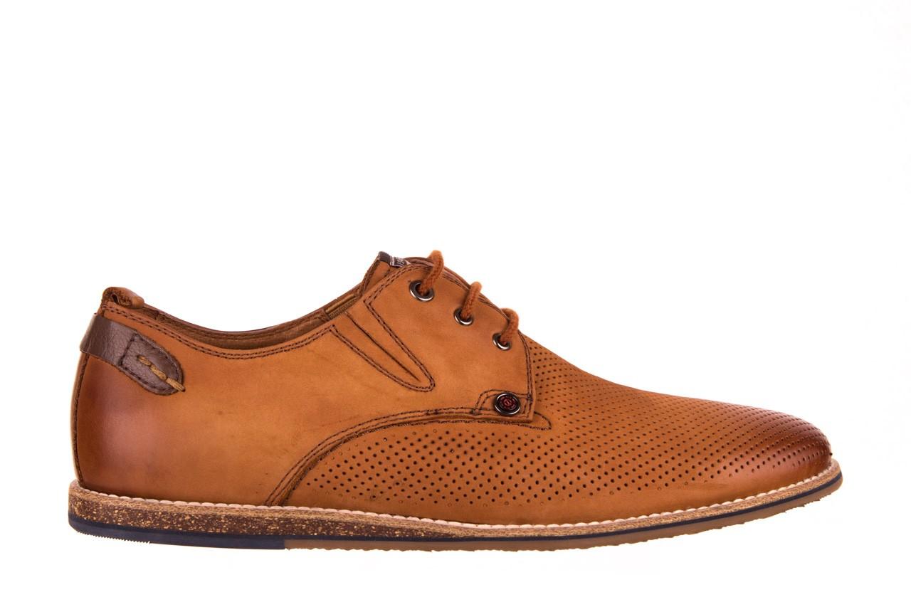 Półbuty john doubare p1227-05d brown, brąz, skóra naturalna  - brooman - nasze marki 6