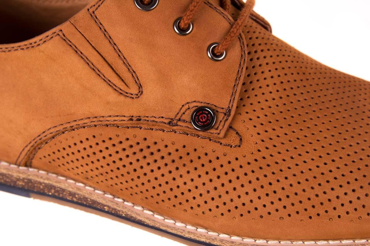 Półbuty john doubare p1227-05d brown, brąz, skóra naturalna  - półbuty - dla niego - sale 11