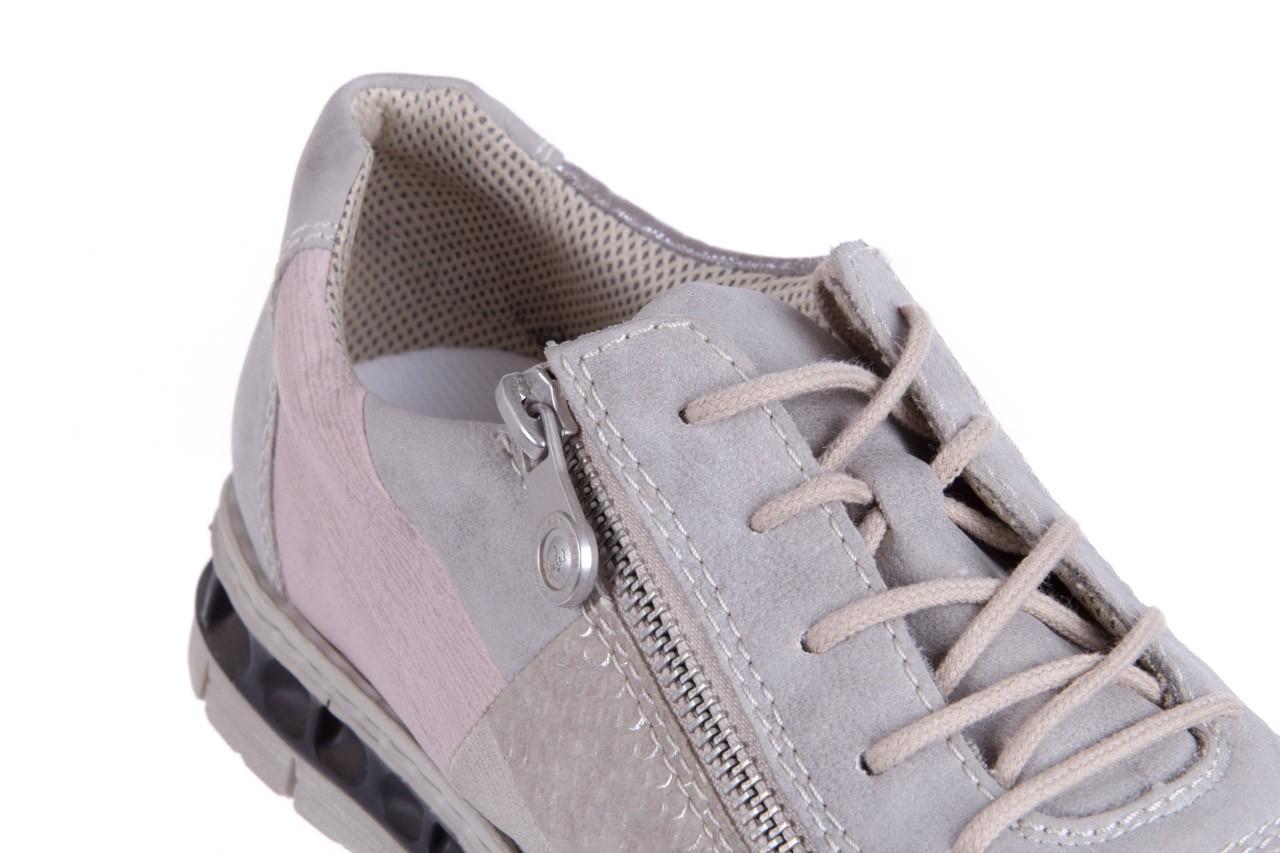 Rieker m2840-40 grey combination 11