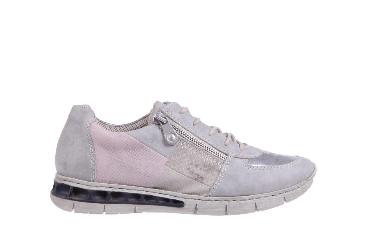 Rieker m2840-40 grey combination 6