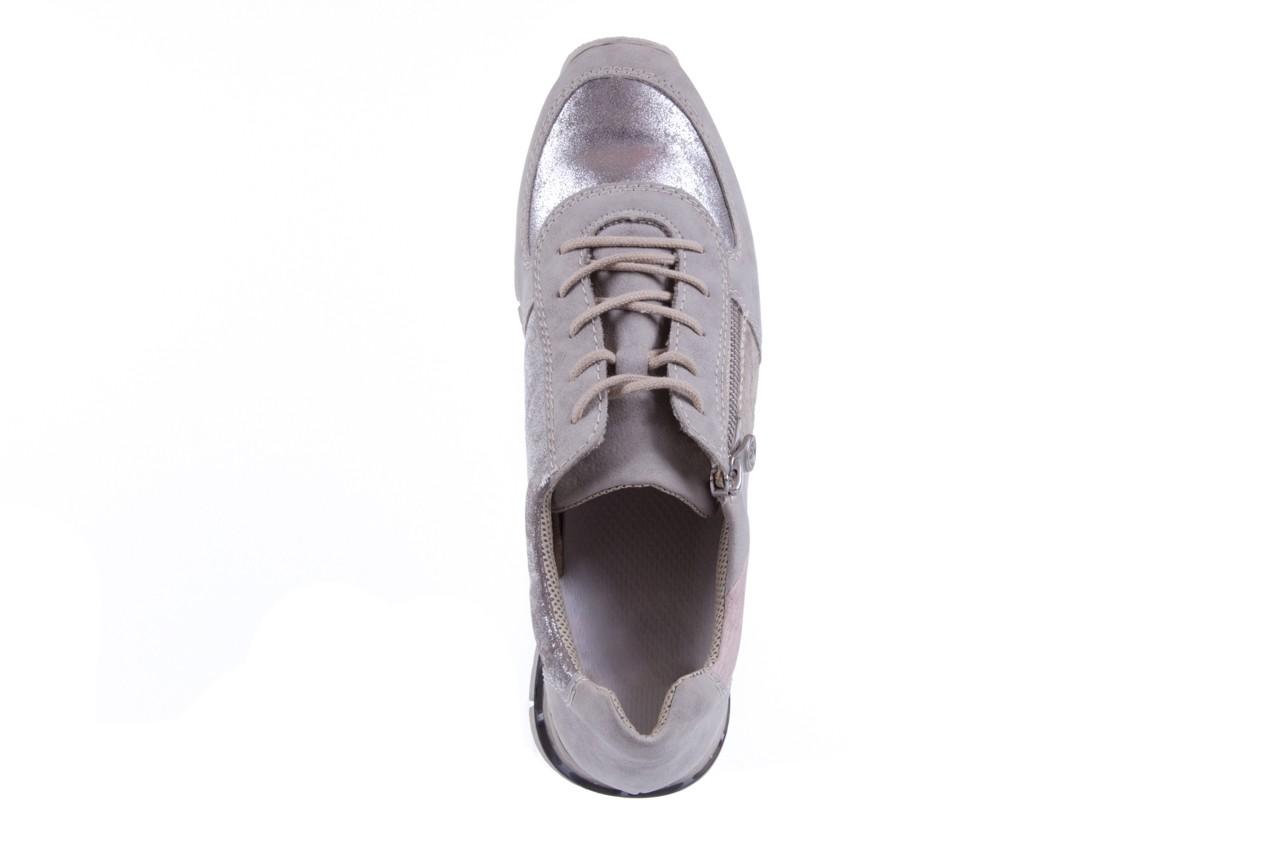 Rieker m2840-40 grey combination 10