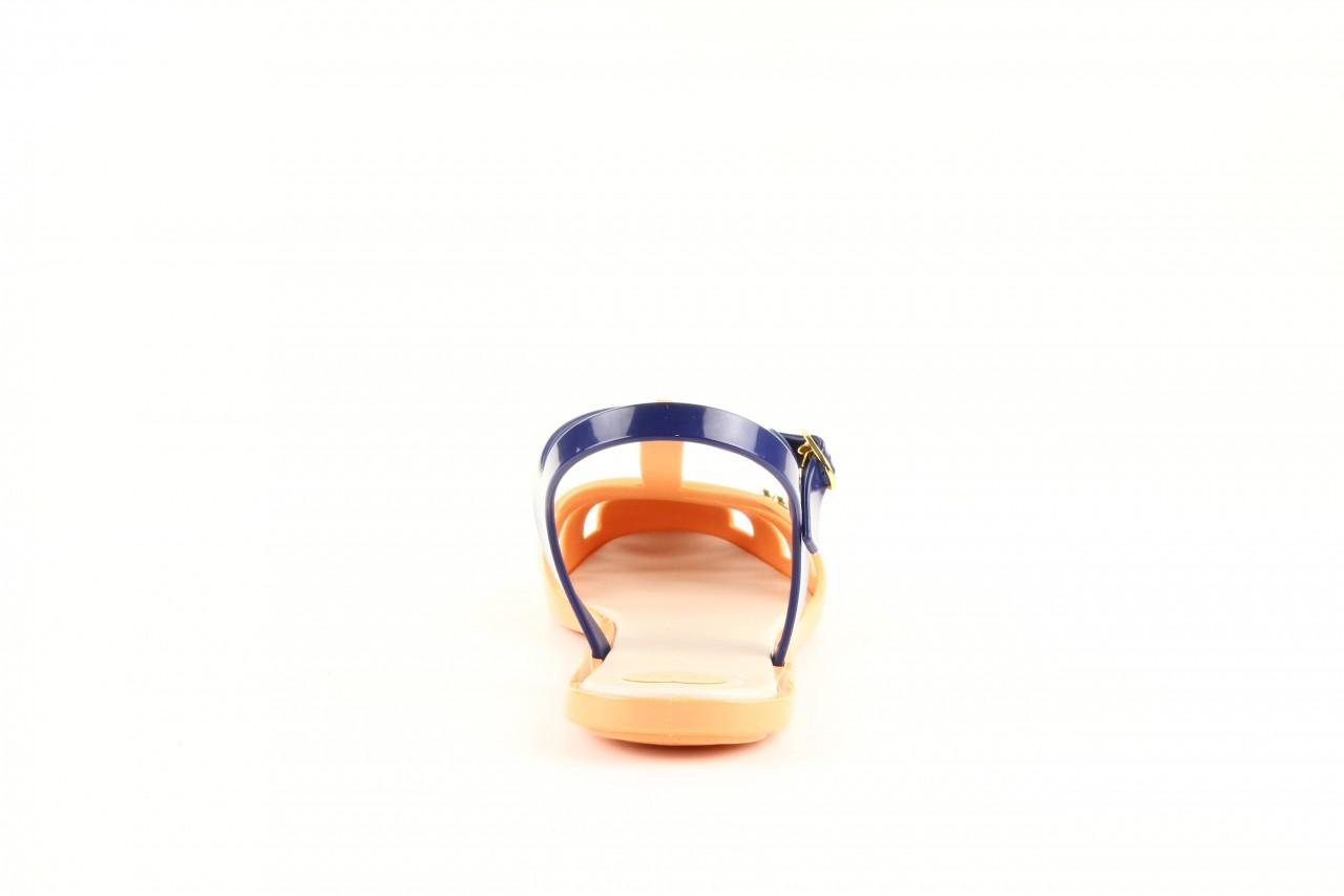 Mel 32115 orange-blue-beige - nasze marki 7