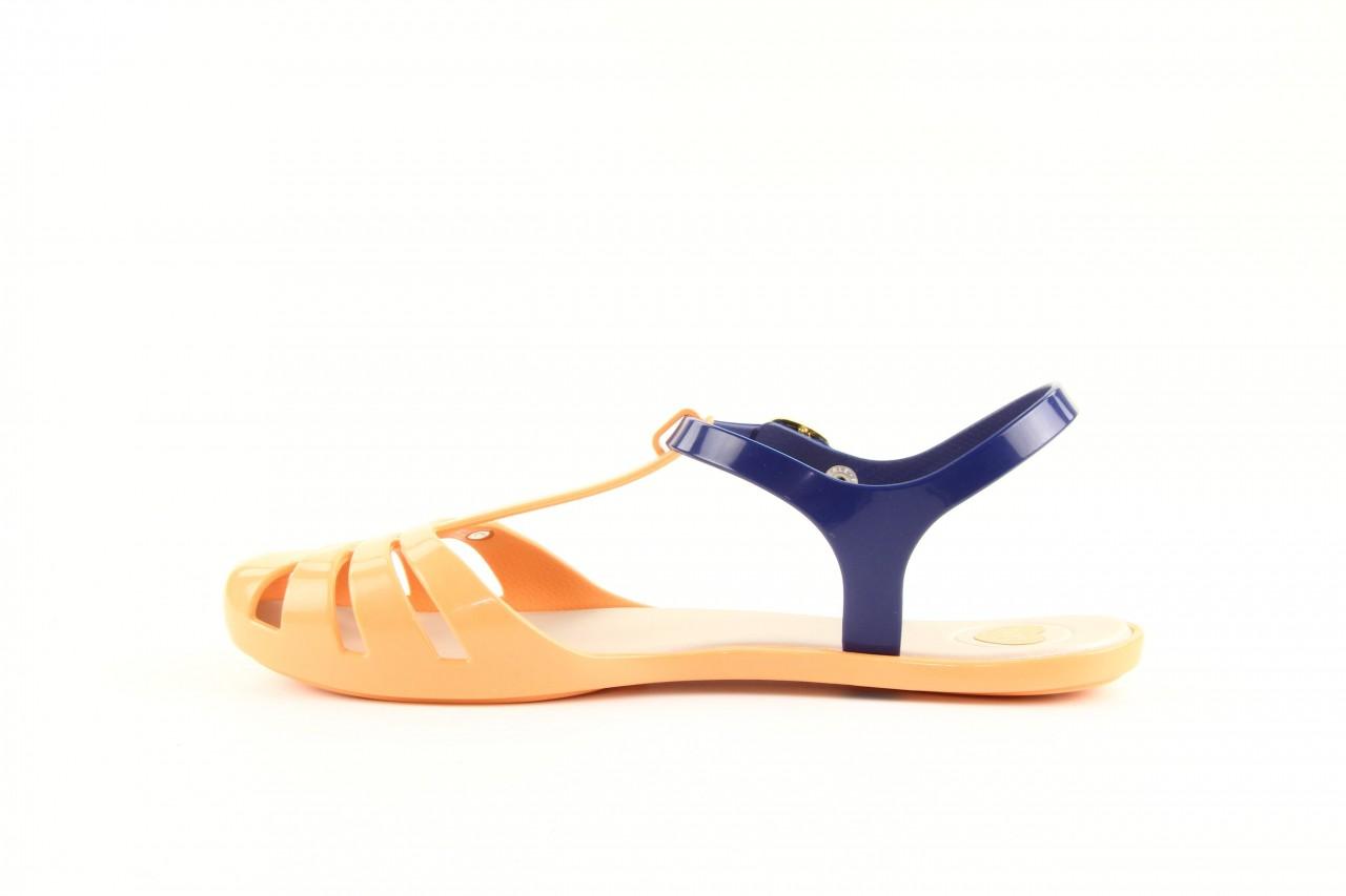 Mel 32115 orange-blue-beige - nasze marki 11