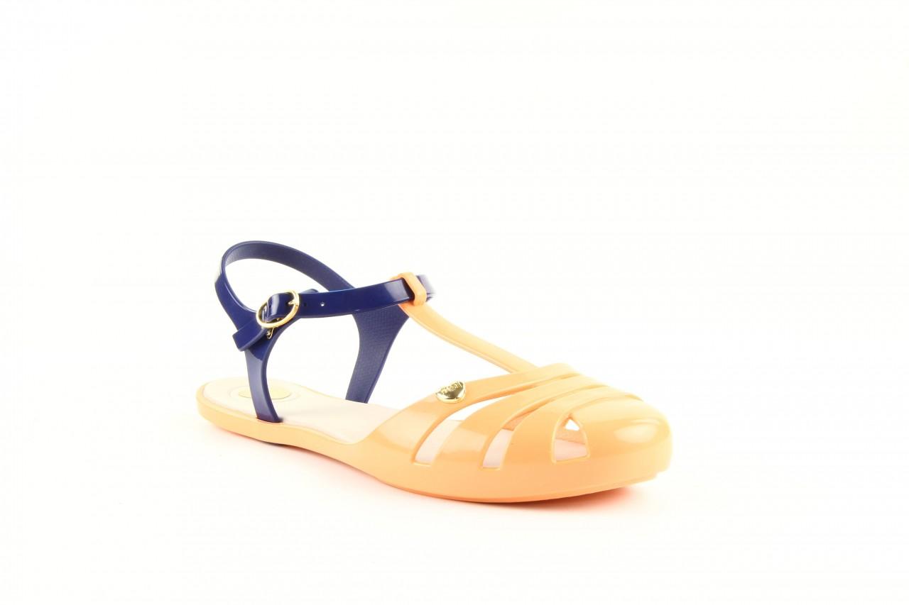 Mel 32115 orange-blue-beige - nasze marki 8