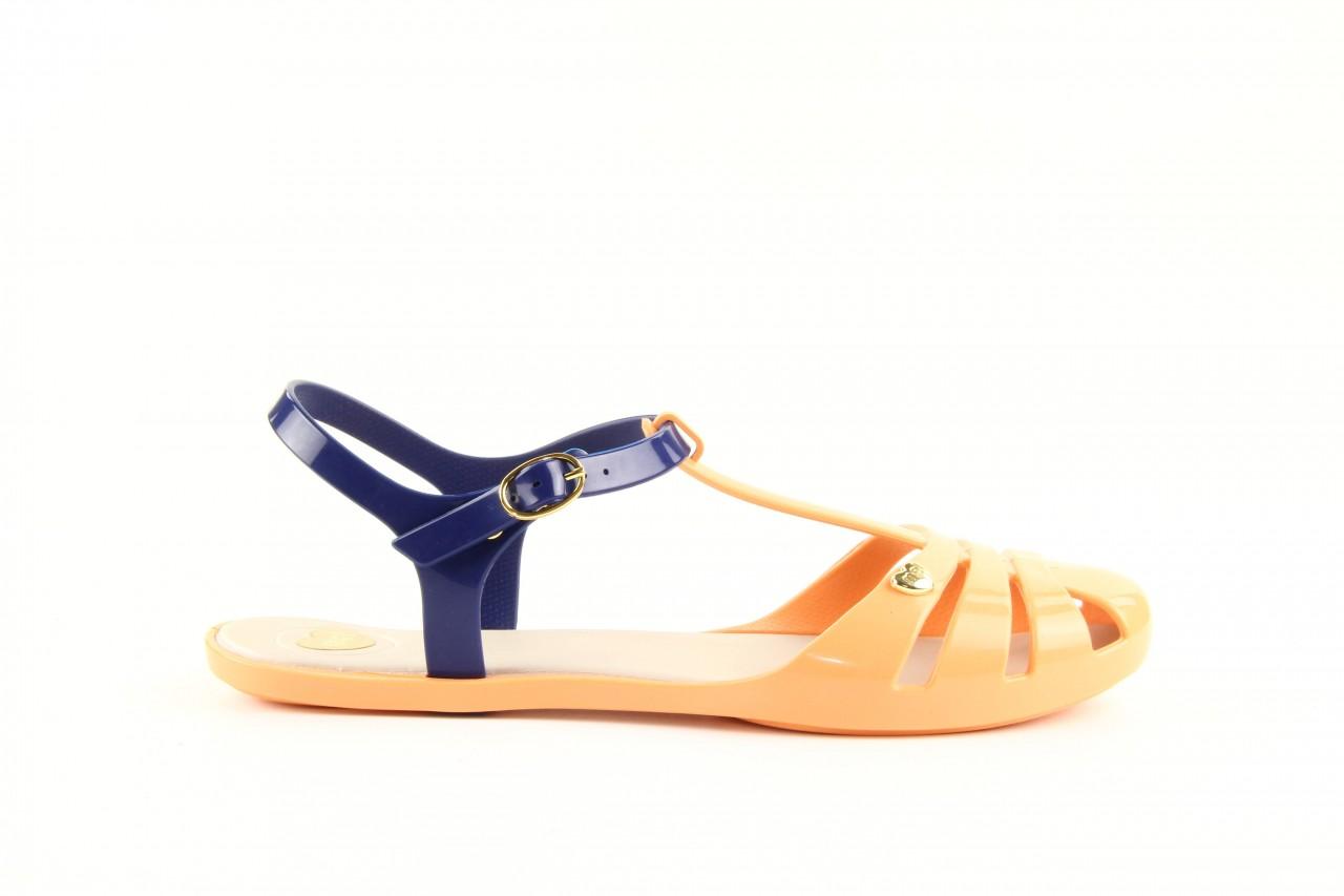 Mel 32115 orange-blue-beige - nasze marki 9