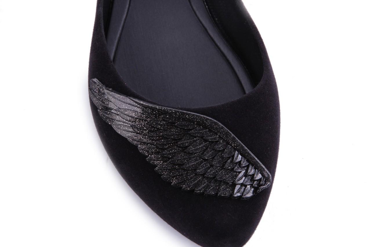 Mel 32149 black flocked - nasze marki 11