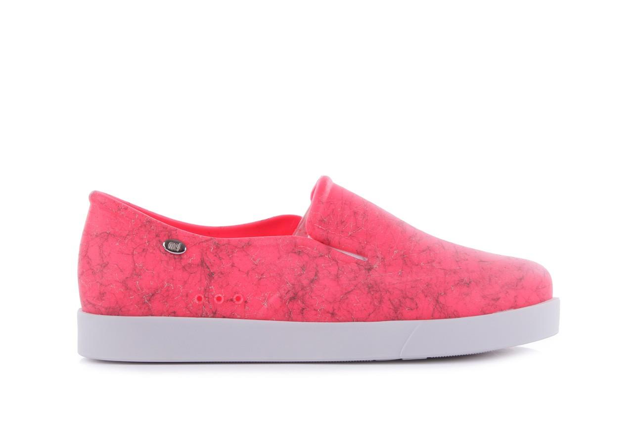 Trampki mel 32152 pink white, róż/biały, guma 6