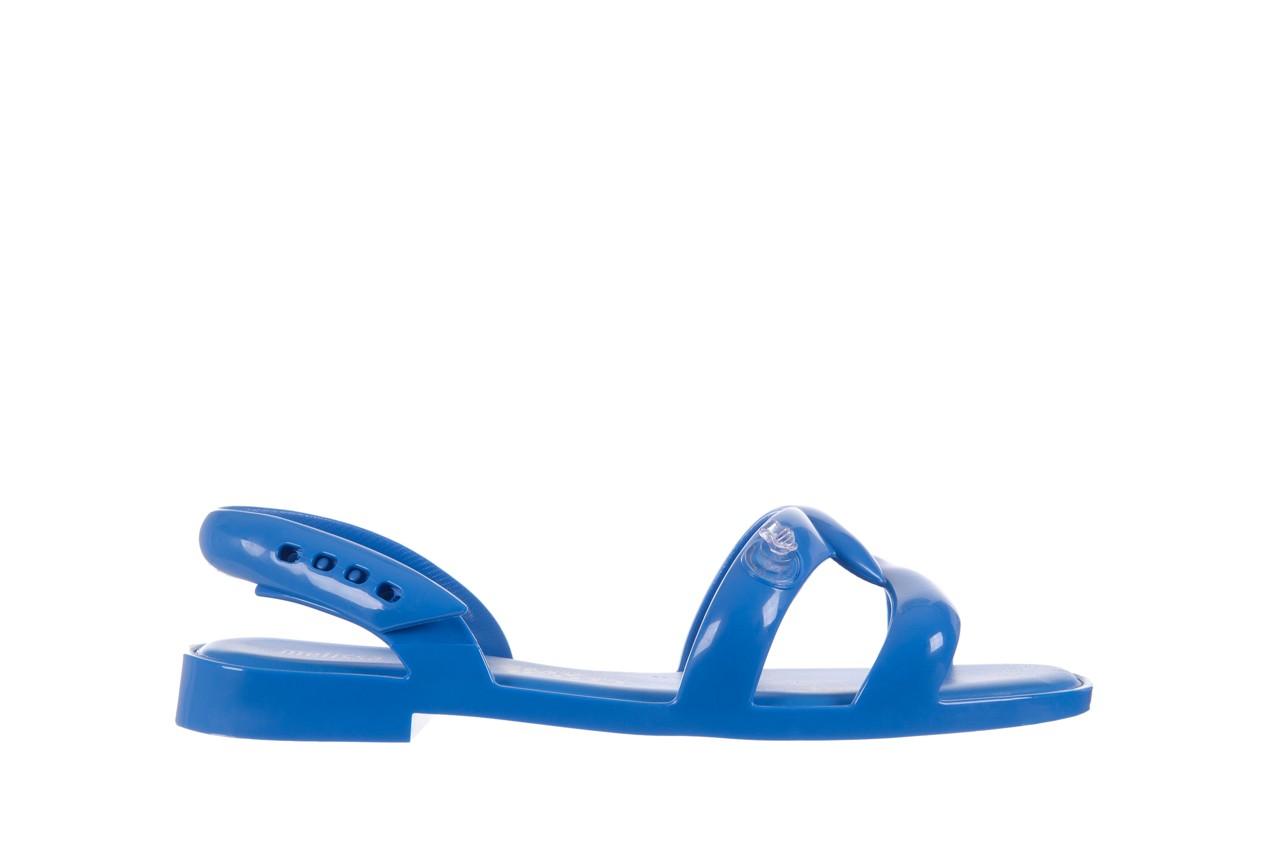 Sandały melissa tube sandal jeremy sc blue, niebieski, guma - melissa - nasze marki 6