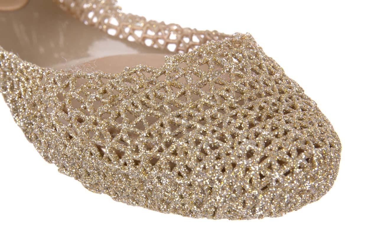 Melissa campana papel vii ad gold glitter - melissa - nasze marki 13